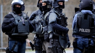 Poliția germană a evacuat o clădire de teama unui posibil atac cu bombă