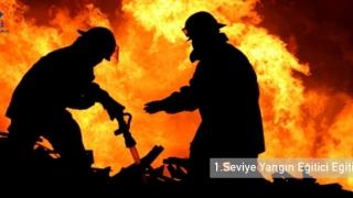 Incendiu violent într-un hotel din Antalya
