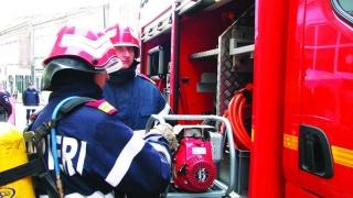 Explozie la o centrală termică din localitatea Mihail Kogălniceanu!