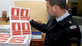 Pompierii au găsit mii de nereguli în secţiile de votare