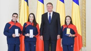 Ponor, Iordache şi Drăgulescu, decoraţi de către preşedintele Iohannis