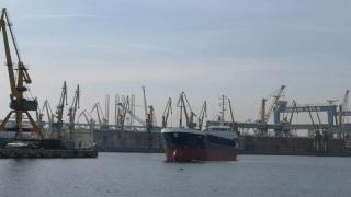 A crescut traficul de cereale în porturile maritime românești