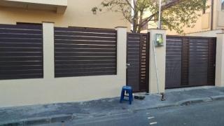 Porti și garduri din aluminiu - modele moderne pentru confort, siguranță și design