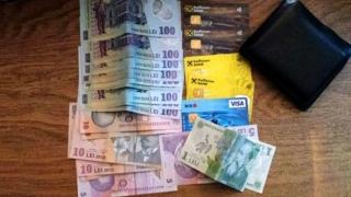 Portofel pierdut, returnat proprietarului de un jandarm constănțean