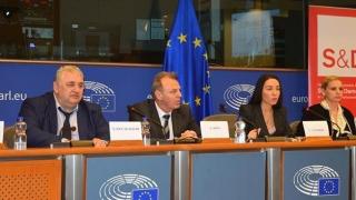 Portul Constanța, prezentat la PE: rol crucial în economia europeană