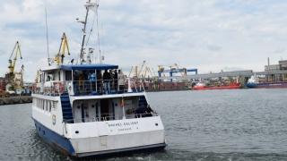 Portul Constanța, vizitat de specialiști din domeniul portuar
