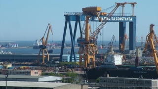 """Porturile constănțene, """"arse"""" la investiții"""