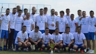 CS Poseidon Limanu-2 Mai susţine meciul decisiv pentru Liga a 3-a