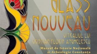"""Expoziția """"Glass Nouveau""""- Vitraliul lui Cristian Florin Anghelescu"""