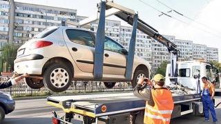 Poți decide în ce condiții vor fi ridicate mașinile parcate aiurea