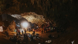 Povestea cutremurătoare a celor 13 salvaţi după două săptămâni din peşterile inundate