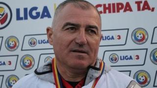"""Petre Grigoraș, fost antrenor SSC Farul: """"Îmi pare rău, pentru că nu am putut continua proiectul"""""""