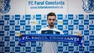De ce nu mai evoluează Patrick Petre la FC Farul