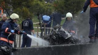 Cinci persoane decedate la Istanbul, după ce un elicopter a lovit un turn de televiziune
