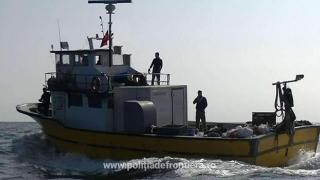 Precizări privind intervenţia navelor Poliţiei de Frontieră, în vederea prinderii pescadorului Ostik Senol