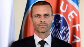 """Președintele UEFA vrea """"taxă de lux"""""""