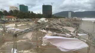 Vietnamul se pregătește pentru sosirea unei noi furtuni