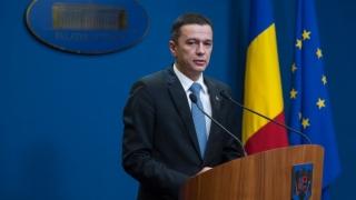 Grindeanu: Dacă moțiunea va pica, o să am discuții cu Coaliția PSD-ALDE, nu și cu Liviu Dragnea