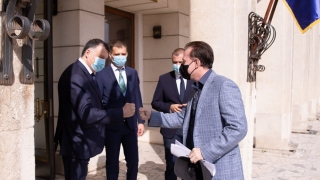 Florin Cîţu: Se poate verifica pe baza CNP-ului daca cineva e vaccinat anti-Covid