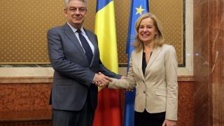 Premierul Tudose, întâlnire cu ambasadorul Regatului Ţărilor de Jos