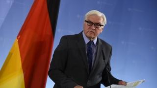 Frank-Walter Steinmeier a început mandatul de preşedinte al Germaniei