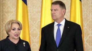 Președintele Iohannis dă comenzi Guvernului Dăncilă