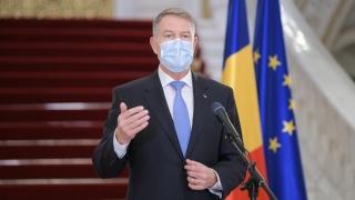 Președintele Iohannis: ne-am propus să folosim acești bani europeni, pentru a schimba din temelii școala românească