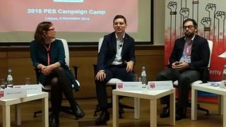 Președintele PES Constanța, la Congresul Socialiștilor Europeni