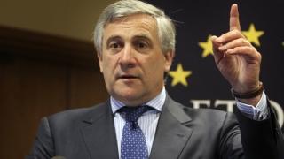 Antonio Tajani este noul președinte al Parlamentului European