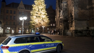 Presupus complice al autorului atentatului de la Berlin, arestat