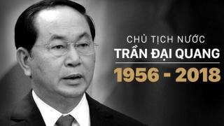 Preşedintele Vietnamului, Tran Dai Quang, a murit la 61 de ani