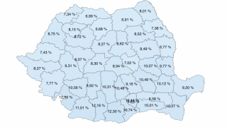 Prezența la vot la ora 11 era de 7,64%, cu un procent mai mică decât cea de la alegerile parlamentare din 2016