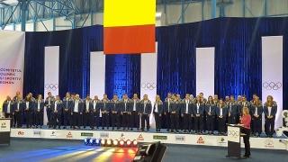 Prezentare oficială pentru Echipa Olimpică a României