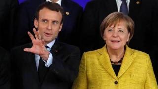"""Noul tratat """"de cooperare şi integrare franco-germană"""", semnat"""