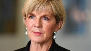 Prima femeie care a deţinut funcţia de ministru de Externe al Australiei a demisionat