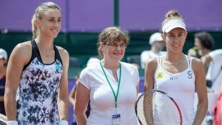 Cine este prima finalistă la BRD Bucharest Open 2018?