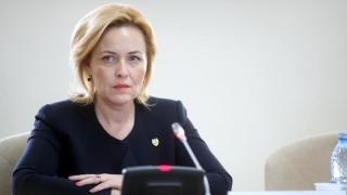 Prima reacţie a ministrului Carmen Dan despre maşina cu număr anti-PSD