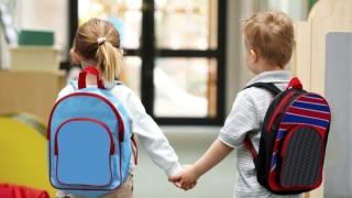 Liber sau nu pentru părinți în prima zi de școală?