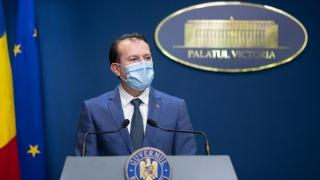 Prim-ministrul Florin Cîţu: vom face totul ca economia să se relanseze în 2021