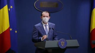 Premierul Cîțu: Am cerut Ministerului Sănătății să prezinte cum s-a pregătit pentru valul al treilea