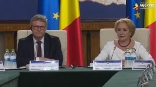 Prim-ministrul României, la sfat cu Secretarul General al Consiliului UE