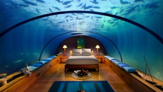 Primul hotel subacvatic din lume! Preţ exorbitant pentru o noapte de cazare