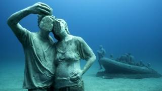 Primul muzeu subacvatic deschis în Europa