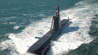 Primul submarin corean, capabil să lanseze rachete de croazieră, la apă!