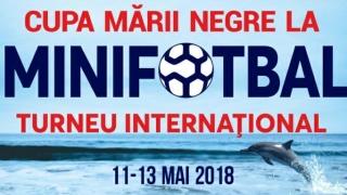 Primul turneu internațional de minifotbal din Dobrogea