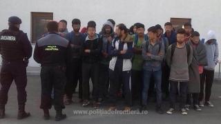 14 solicitanţi de azil în România din Irak, Iran şi Palestina, prinşi când ieşeau din ţară