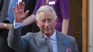 Prințul Charles, vizită la Teatrul Național