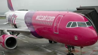 Un avion al companiei Wizz Air a amânat plecarea de pe Otopeni cu cinci ore