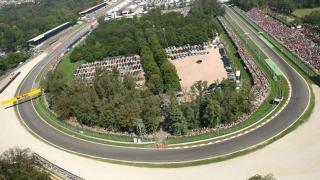 Probleme pentru cursa de la Monza, Marele Premiu de Formula 1 al Italiei