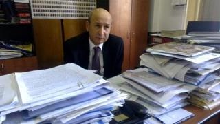 Procurorul Sima, fost secretar de stat la Justiție, solicită CSM eliberarea din funcție